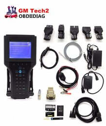 Wholesale Opel Tis - for GM Tech2 Scanner With Candi And TIS S0ftw-are TECH2 32MB Ca-rd with 6 s0ftw-are Optional free shipping