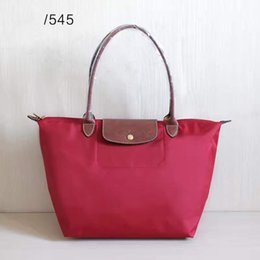 Wholesale Pink Ostrich Handbag - Pink sugao lc high quality famous brand flod waterproof travel bag luxury designer handbags tote shoulder bag shopping purses and handbags