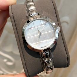 2019 petites femmes de montres de luxe Relojes De Marca Mujer Mode Femmes Montre Petit cadran En Acier Inoxydable De Luxe Dame Montre-Bracelet Célèbre Marque Montre-Bracelet Conception Spéciale petites femmes de montres de luxe pas cher