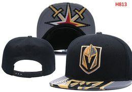 Wholesale Plastic Top Hats - wholesale pirce Vegas Golden Snapback Knights Hats Men Women Ball Caps Top Quality