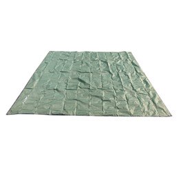 Wholesale Army Play - AOTU AT6220 420D Oxford Camping Mat Tent Sun Shelter Waterproof Picnic Sand beach Moisture-proof Pad Playing Mat(Army Green L)
