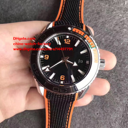 Wholesale Movement Factory - 7 Style Luxury Top Quality Watch BF Factory 43.5mm Planet Ocean Co-Axial 215.32.44.21.01.001 Swiss CAL.8900 Movement Automatic Mens Watches