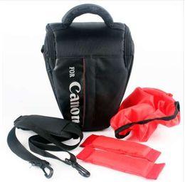 Deutschland Wasserdichte Kameratasche für Canon EOS 200D 1300D 1200D 1500D 760D 750D 700D 600D 650D 550D 5D 7D 60D 70D 100D SX60 T6i T5 T5i cheap camera eos 5d Versorgung
