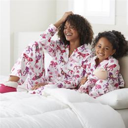 PajamaGram Holiday Stripe Matching Family Pajama Set 841589061