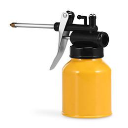 Масляный горшок смазка распылитель масляный насос шланг машина масляный горшок смазка распылитель краска банки ремонт ручной инструмент высокого давления аэрограф хром тела 250 г от