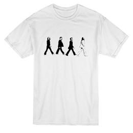2019 promozioni personalizzate T-shirt da uomo Walking Presidents Graphic La nuova maglietta popolare T-shirt da maglietta personalizzata sconti promozioni personalizzate