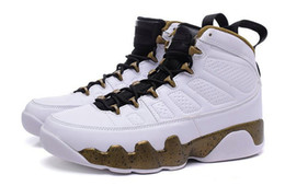 Wholesale Christmas Countdown - Wholesale 9 basketball shoes men Space Jam Anthracite Barons The Spirit doernbecher 2010 release countdown pack Athletics Sneakers