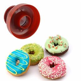 2019 fabricantes de doces Filhós donut fabricante cortador de moldes para sobremesas doces alimentos padaria cozimento cookie molde do bolo de cozinha molde de silicone ferramenta de sobremesa fabricantes de doces barato