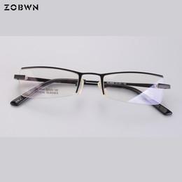 5e7db5d81e1 Classic rimless frame for business man vintage Eyeglass Women Frame Myopia Optical  Eyewear Glasses oculos de grau feminino