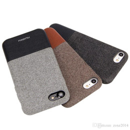 Wholesale Fuzzy Phone Cases - Phone Cases For iphone 6s Case Coque For iphone X 6 6s 8 Plus Warm Fuzzy Fashion Soft Cloth Skin Back Cover