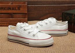 Converse Nuovo marchio per bambini scarpe di tela moda high low scarpe ragazzi e ragazze sport di tela per bambini scarpe classiche di design