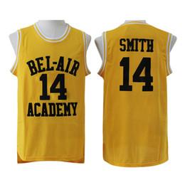 logo bancário Desconto Men's Will Smith Camisa de Basquete O Príncipe Fresco da Academia Bel Air 25 Carlton Banks Verde Preto Verde Stiched Nome Número Logos