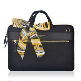 Laptop bag caso mulher on-line-Laptop sacola para macbook pro touchbar 13 case sleeve mulheres homens bolsa de proteção bolsa para mac book 12 pro 13.3 capa
