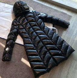 Wholesale Woman Goose Down Coat Sale - Sales Famous popular Super Warm winter women wave long Puffer Parkas Down Stylish black Jacket with hooded Raccoon Fur Outerwear Coats