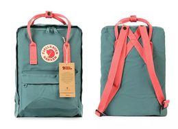 Wholesale teenage girl canvas backpacks - 2018 sweden Brand teenage backpacks for girl Waterproof ackpack Travel Bag Women Large Capacity brand Bags For Girls Mochila