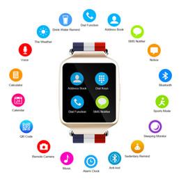 уникальный hd Скидка L1 Smart Watch Уникальный дизайн Anti-lost Smartwatch HD Smart Touch Watch с прогнозом погоды для телефона Android IOS