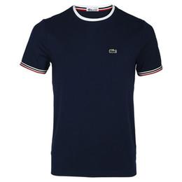 Nouveau 2019 Hommes T-shirts Intéressants crocodiles Animal mâle cool t-shirts Célèbre marque Hommes manches courtes LOGO T-shirt Hommes Été Tops ? partir de fabricateur