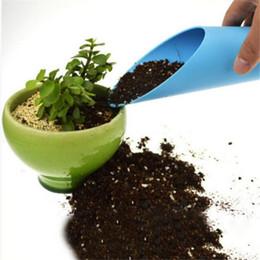 garden tools spade 2018 - Newest Enduring Bucket Shovel Cultivation Cylinder Fleshy Plant Soil Spade Shovel Garden Tools LZ1522