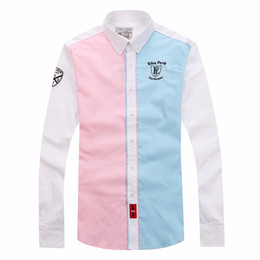 Wholesale Casual Shirt Collar Styles - Hot Selling Shirt Eden Park Long Sleeve For Men High Quality Classic Casual Pure Cotton Style Size M L XL XXL Free Shipping