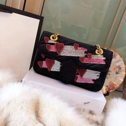 2019 borsa a tracolla in velluto 2018 nuove donne di arrivo borse a tracolla moda borsa di velluto elegante tote 20cm borsa a tracolla casuale borsa a tracolla per la femmina borsa a tracolla in velluto economici