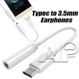 USB 3.1 Tip C 3.5mm Kulaklık Adaptörü USB-C Erkek Tip-C Smartphone için Kadın Jack Ses Kablosu Adaptörü supplier female earphone jack nereden dişi kulaklık girişi tedarikçiler