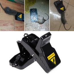 Wholesale Wholesale Traps - 2Pcs Reusable Rat Catching Mice Mouse Traps Mousetrap Bait Snap Spring Rodent Catcher Pest Control Mouse Snap Trap
