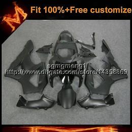 cbr929rr schwarze verkleidung kit Rabatt 23colors8Gifts Spritzgussform schwarz Body Kit Motorradrumpf für HONDA CBR929RR 2000-2001 CBR 929 RR 00 01 ABS Kunststoffverkleidung