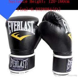 Wholesale Kick Boxing Training Gloves - HOT Boxing Glove For Kids Beginner Kick Boxing Wraps Training Fight Free Combat Sandbag Punching Bag Gloves Karate Muay Thai Training Gloves