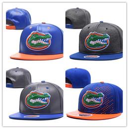 Wholesale Florida Gators Football - 2018 New Style Cheap Florida Hat,Wholesale,Free Shipping Florida Gators Basketball Caps,Snapback College Football Hats,Adjustable Cap