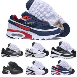 new concept f3076 f5453 2018 Nike Air New Maxes Classique 91 BW ULTRA HOMMES Chaussures de Sport de  Marche Maxes Sneaker Taille 40-46