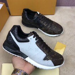 Wholesale advanced shoes - 2018year New fashion luxury brand advanced manual leisure sneaker size 38 ~45,The dust bag+Shoe box