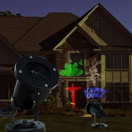 decorações para festa de jardim Desconto 80% de desconto LED projeção de luz do laser IP44 natal neve borboleta Love House Garden Party Festival decoração 110 V 230 V frete grátis