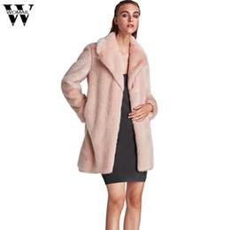 Argentina 2017 chaqueta de Las Mujeres de Invierno Nuevas Señoras de Las Mujeres Chaqueta de Abrigo de Piel Sintética Caliente Abrigos de Invierno Nov1 Suministro