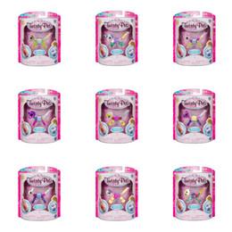 Детские игрушки онлайн-DIY Коллекционные животные Magic Tricks Браслет Симпатичные пластиковые акриловые браслеты Многофункциональные бусины Подвески Детские игрушки Рождественский подарок