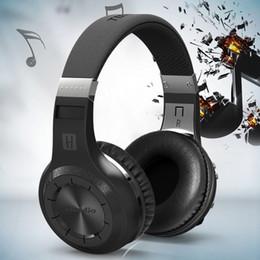 Deutschland Drahtloser Kopfhörer der ursprünglichen drahtlosen Bluetooth-Kopfhörer Bluedio HT mit Mikrofon für Handymusikkopfhörer Freies Verschiffen Versorgung