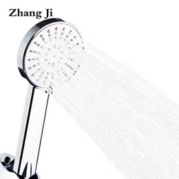 Bathroom Fixtures American 5 Gear Multifunction Hanging Shower Head Nozzle Abs Water Saving Massage Fog Sprinklers Hotel Bathroom Special Summer Sale