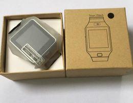 Smartwatch DZ09 Bluetooth Smart Watch с слот для SIM-карты для Apple Samsung IOS Android сотовый телефон 1.56 дюйма смарт-часы ПК gt08 от