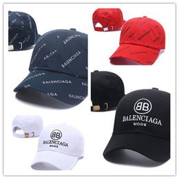 marines sombreros Rebajas Barato Nuevo hot kpop VETEMENTOS Big Daddy 18FW BNIB Blanco Unisex Logo Gorra de béisbol Papá ajustable gorra de béisbol táctica gorrita tejida casquette