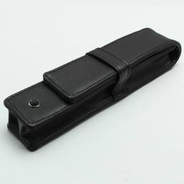 Haute Qualité MB Haute Qualité En Cuir Ou PU Stylo Cas cadeau sac de stylo pour roller ball / fontaine / stylo à bille ? partir de fabricateur