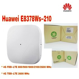Wholesale 4g Modem Wifi - Unlocked Huawei E8378 E8378Ws-210 Web Cube4 150Mbps WiFi Modem 4G LTE Wireless Router+ Free gift