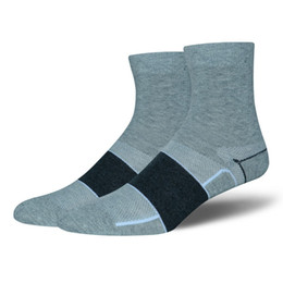 Wholesale Cycling Wear For Women - Free DHL Breathable Outdoor Sports Socks for Women Men For Riding Basketball Football Walking Socks Deodorant Wear-resistant 3 Styles G486Q