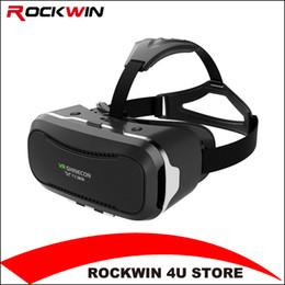 2019 vitesse ii VR Shinecon 2.0 II 3D Lunettes Lunettes de réalité virtuelle Vitesse Shinecon Casque VR pour iPhone 4.0 ~ 6.0 pouces Smartphone vitesse ii pas cher