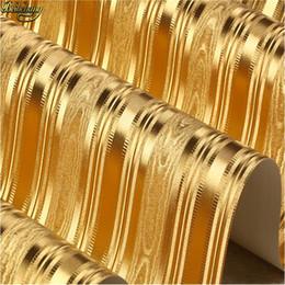 84d68032756d 2019 fondos de pantalla de oro dormitorio Beibehang 3D papel tapiz dorado  en relieve papel tapiz