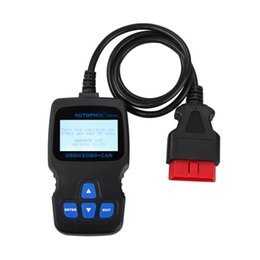 Wholesale Toyota Eobd - AUTOPHIX OM123 OBD2 EOBD CAN Hand-held Engine Code Reader (Blue Color) Multi Language