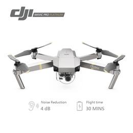 камеры с длинным зумом Скидка DJI Mavic Platinum 4K HD видеозапись 30 минут Время полета 7 км пульт дистанционного управления dji mavic pro drone dhl бесплатно