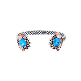 Bohême Ethnique Vintage Or Argent Couleur Bracelet Pour Les Femmes Texturé Ouvert Manchette Bracelet Bracelet Vêtements Accessoires Bijoux ? partir de fabricateur