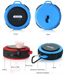 mp3 player blue bluetooth mini Promo Codes - 2018 Mini Promotion Speaker Waterproof Shower Speaker Blue tooth for MP3  MP4 Playing it is company with you Camping cycling music