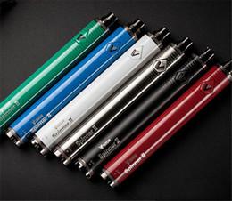 Canada Vision Spinner II 1600mah Cigarettes Electroniques Ego Twist 3.3V-4.8V Vision Spinner 2 E-cigs livraison gratuite Offre