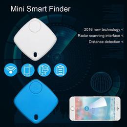 Небольшой прекрасный Bluetooth анти-потерянный ключ сигнализация Искатель удаленной камеры смарт-карты Finder анти-потерянный сигнал тревоги трекер от