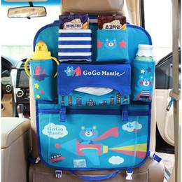 tasche tablet-tasche Rabatt Baby Kinder Autositz Tasche Auto Kopfstütze Halter Tablet Wallet Multi-Pocket Reise Lagerung Mummy Taschen Rücksitz Multi-Pockets